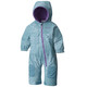 Columbia Hot-Tot Suit Toddlers Pacific Rim Snow Splatter